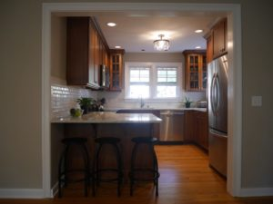 Kitchen Remodel in Milford NJ